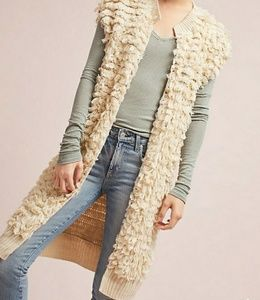 Anthropologie Harlyn Sweater Vest
